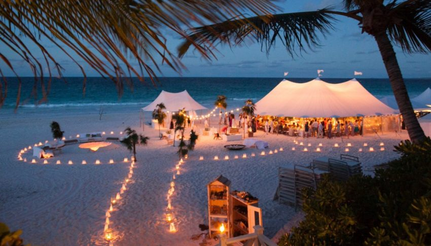 Mexico Beach Weddings are unforgettable at Ceiba del Mar